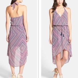 High Low Halter Dress • SMALL | JESSICA SIMPSON